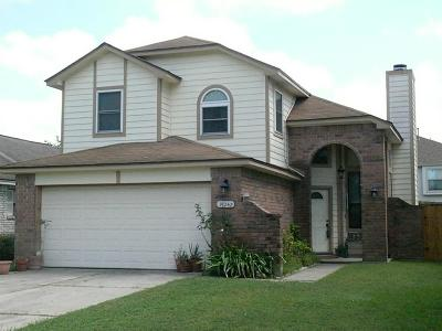 Tomball Single Family Home For Sale: 18242 Beaverdell Drive