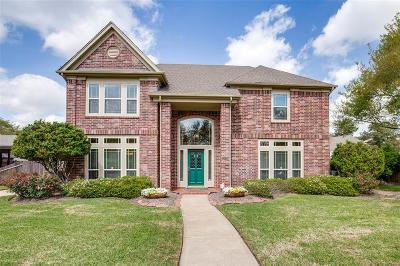 Katy Single Family Home For Sale: 2006 Shadow Forest Drive