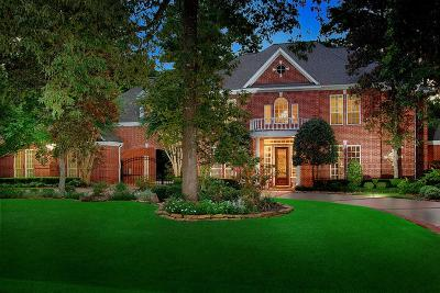 The Woodlands Single Family Home For Sale: 36 Misty Grove Circle