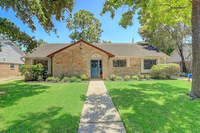 Houston Single Family Home For Sale: 14511 Chadbourne Drive