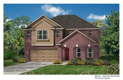 Richmond Single Family Home For Sale: 8011 Desert Meadow Drive