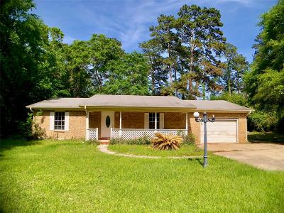 New Caney Single Family Home For Sale: 77 White Oak Drive N
