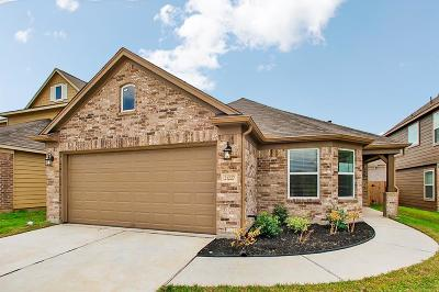 Humble Single Family Home For Sale: 21227 Fox Hillside