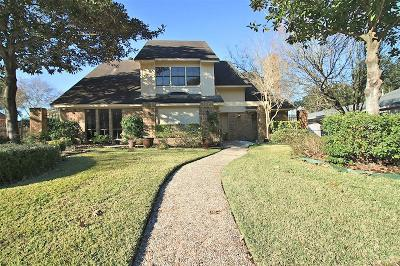 Houston Single Family Home For Sale: 15911 Craighurst Drive