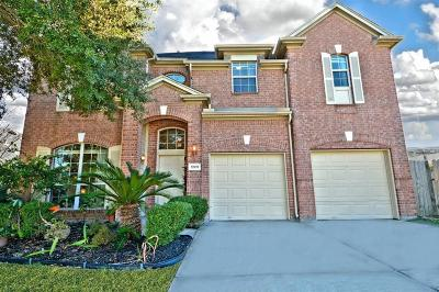 Single Family Home For Sale: 19919 Creek Bend Trail