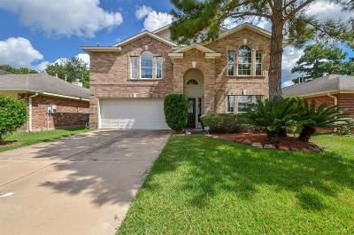Cypress Single Family Home For Sale: 13926 Tribe Drive