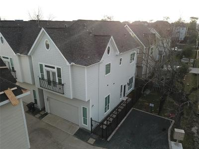 Houston Single Family Home For Sale: 842 W 20th