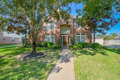 Katy Single Family Home For Sale: 22518 Stormcroft Lane