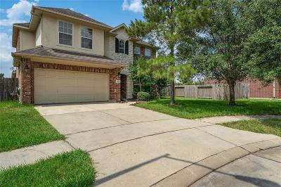 Richmond Single Family Home For Sale: 25226 Kelton Hills Lane