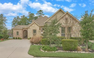 The Woodlands Creekside, The Woodlands Creekside 70's, The Woodlands Creekside Park, The Woodlands Creekside Park West Single Family Home For Sale: 39 Overland Heath Drive