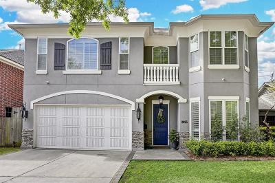 Houston Single Family Home For Sale: 2025 Dryden Road