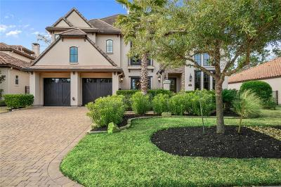 The Woodlands TX Single Family Home For Sale: $950,000