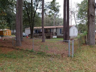 Conroe TX Single Family Home For Sale: $115,000