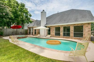 Humble Single Family Home For Sale: 19326 Hikers Trail Drive
