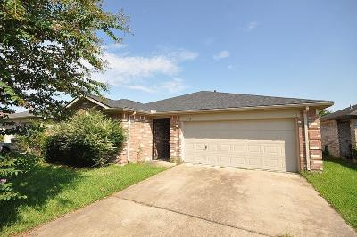 Houston Single Family Home For Sale: 5319 Honeyvine Drive