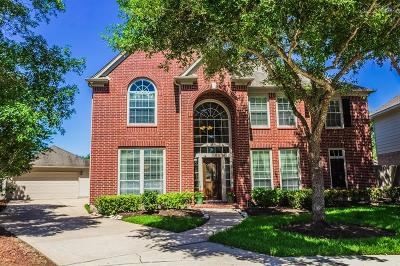 Sugar Land Single Family Home For Sale: 2138 Hill Canyon Court