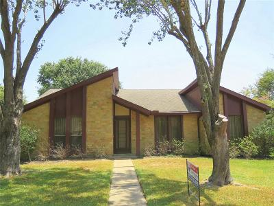 Katy Single Family Home For Sale: 21415 Park Willow Drive