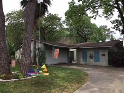Memorial Single Family Home For Sale: 12906 Butterfly Lane