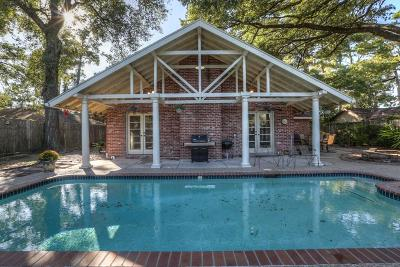 Houston Single Family Home For Sale: 3014 Foothill Street