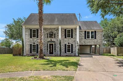 Deer Park Single Family Home For Sale: 1618 Seminole Street