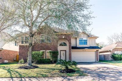 Kemah Single Family Home For Sale: 1826 Oak Valley Drive