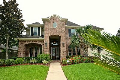Sugar Land Single Family Home For Sale: 7706 Silver Pond Drive