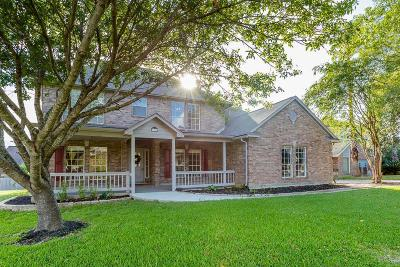 Willis Single Family Home For Sale: 5417 Blue Haven Drive