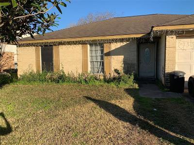 La Porte Single Family Home For Sale: 10903 Birch Drive