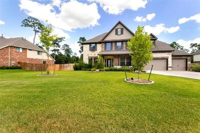 Tomball Single Family Home For Sale: 22418 Sawston Drive