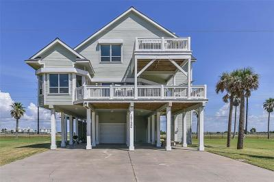 Galveston Single Family Home For Sale: 19139 Kahala Drive