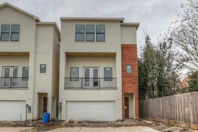 Houston Single Family Home For Sale: 3415 Kensington Yellow Place