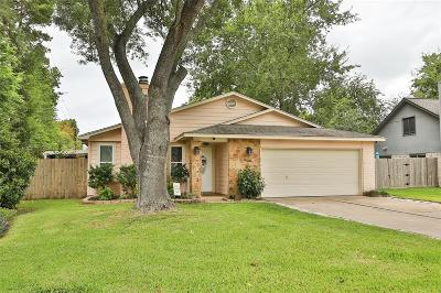 Spring Single Family Home For Sale: 17027 Seven Pines Drive