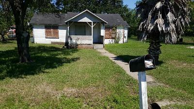 Dickinson Single Family Home For Sale: 2717 Nichols Avenue