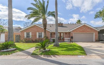 Galveston Single Family Home For Sale: 2417 Gerol Drive