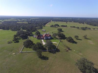 Lavaca County Country Home/Acreage For Sale: 603 County Road 438