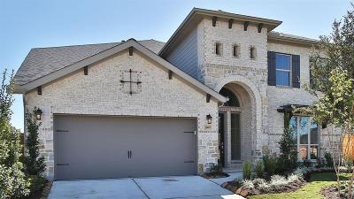 Fulshear Single Family Home For Sale: 28407 Damon Creek Lane