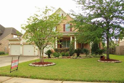 Cypress Single Family Home For Sale: 11411 Carson Field Lane