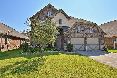 League City Single Family Home For Sale: 1417 Nacogdoches Valley Drive