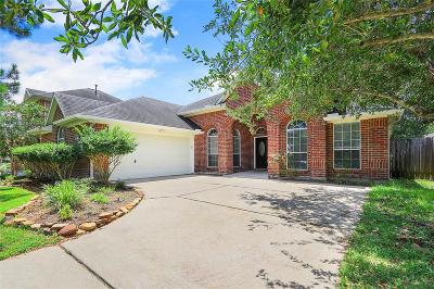Summerwood Single Family Home For Sale: 14315 Stonebury Trail Lane