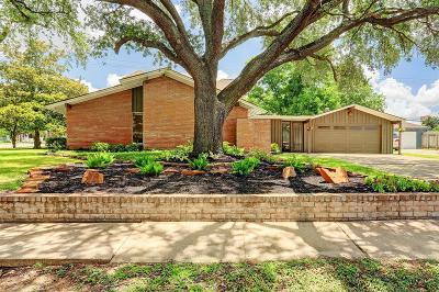 Houston Single Family Home For Sale: 2903 Freshmeadows Drive