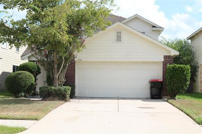 Tomball Single Family Home For Sale: 11754 Rolling Stream Drive