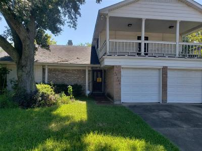 Houston Single Family Home For Sale: 14930 Chaseridge Drive
