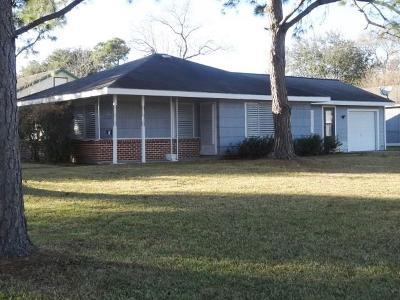 Texas City Single Family Home For Sale: 1102 13th Avenue N
