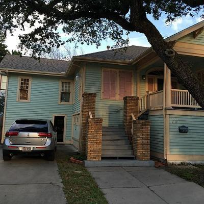 Galveston Rental For Rent: 1712 24th Street #down