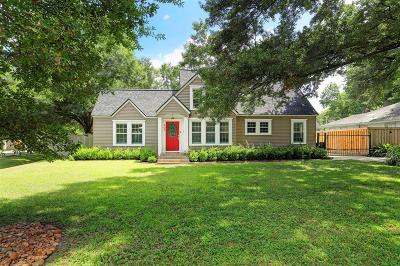 Houston Single Family Home For Sale: 403 W 31st Street