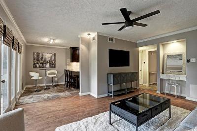 Houston Condo/Townhouse For Sale: 8211 Katy Freeway #31