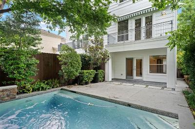 Houston Single Family Home For Sale: 4311 Floyd Street