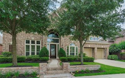 Galveston County, Harris County Single Family Home For Sale: 18819 Banyan Cove Lane
