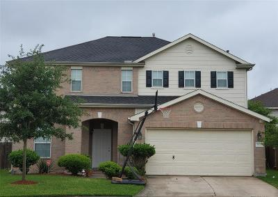 Katy Single Family Home For Sale: 3015 Chesapeake Bend Lane