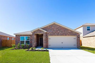 Katy TX Single Family Home For Sale: $182,900